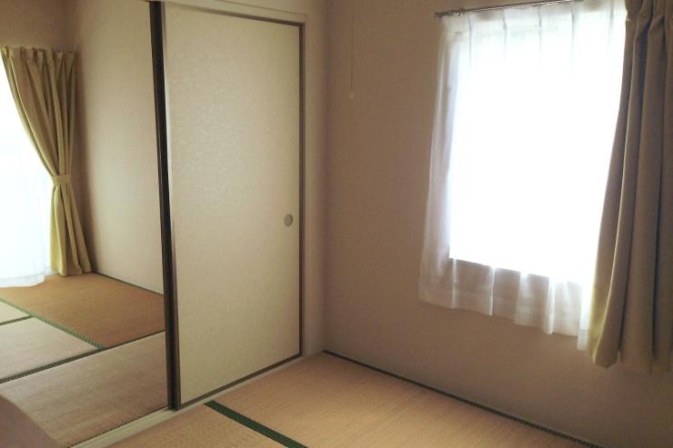 七尾市和倉温泉近く・グリーンハイツいずみ206号室